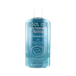Авене Клинанс Гель очищающий для молодой проблемной кожи (Avene, Cleanance) 300 ml