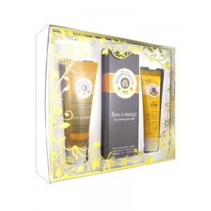 Роже и Галле набор подарочный  Bois d`Orange (Roger&Gallet, Bois d`Orange) 100+50+50 ml