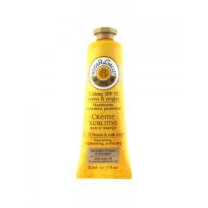 Роже и Галле крем для рук и ногтей SPF 15 (Roger&Gallet, Bois d`Orange) 30 ml