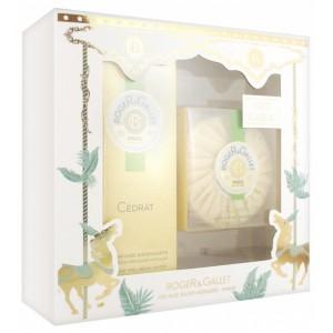 Купить Роже и Галле вода+мыло в подарок (Roger&Gallet, Cedrat) 100 ml+100г из категории Увлажнение и питание