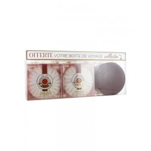 Купить Роже и Галле набор мыла парфюмированного Gean Marie Farina (Roger&Gallet,  Gean Marie Farina) 2х100 g из категории Уход за телом