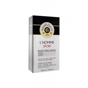 Роже и Галле бальзам после бритья L`Homme Sport (Roger&Gallet, L`Homme Sport) 75 ml