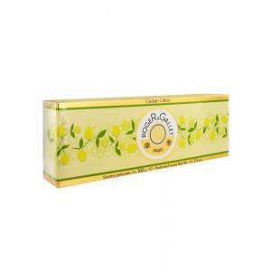 Роже и Галле мыло парфюмированное Cedrat (Roger&Gallet, Cedrat) 3х100 g