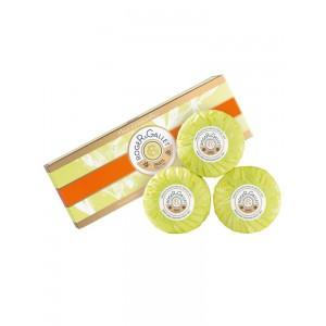 Роже и Галле набор мыла парфюмированного Fleur d`Osmanthus (Roger&Gallet, Fleur d`Osmanthus ) 3х100 g