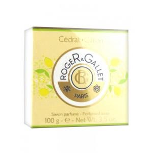 Роже и Галле мыло парфюмированное Cedrat (Roger&Gallet, Cedrat) 100 g