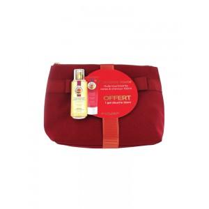 Роже и Гале набор для тела и волос  Красный Имбирь (Roger&Gallet, Ginder Rouge)