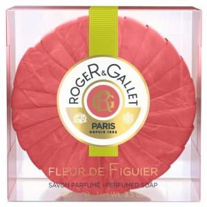 Купить Роже и Галле мыло парфюмированное  Fleur de Figuier (Roger&Gallet, Fleur de Figuier ) 100 g из категории Уход за телом