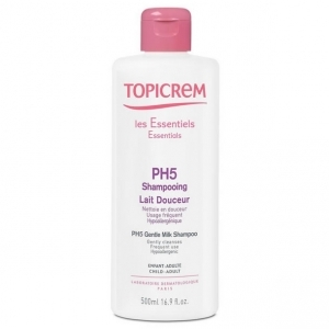 Топикрем Шампунь-молочко РН5 (Topicrem, Essentials) 500 ml