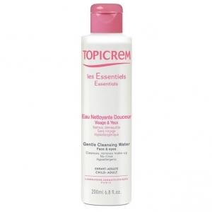 Топикрем Вода очищающая для лица и глаз (Topicrem, Essentials) 200 ml