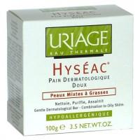 Урьяж Исеак АI  Мыло дерматологическое (Uriage, Hyseac) 100 g