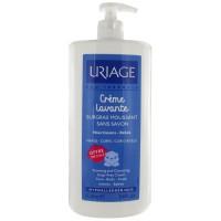 Урьяж БЕБЕ очищающий крем для купания (Uriage, Bebes) 1000 ml