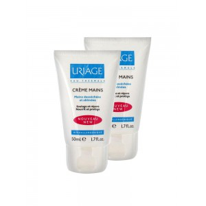 Купить Урьяж крем для рук (Uriage) 50 mlХ2 из категории Уход за телом