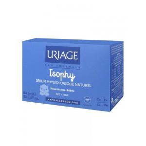 Урьяж ВЕВЕ Isophy натуральная физиологичная сыворотка  (Uriage, Bebes)  90 ml