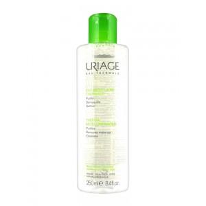 Урьяж мицеллярная термальная вода  для комбинированной из жирной кожи (Uriage)