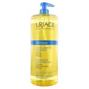 Купить Урьяж Ксемоз масло для душа успокаивающее (Uriage, Xemose) 1000мл из категории Мама и малыш