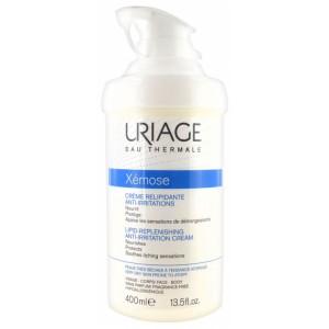 Купить Урьяж Ксемоз липидовосстанавливающий крем от раздражений (Uriage, Xemose) 400мл из категории Увлажнение и питание