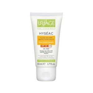 Купить Урьяж Исеак АI Эмульсия солнцезащитная SPF 50  (Uriage, Hyseac) 50 ml из категории Уход за лицом