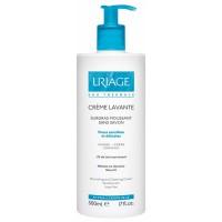 Урьяж Очищающий и пенящийся крем без мыла (Uriage, Lavante) 500 ml