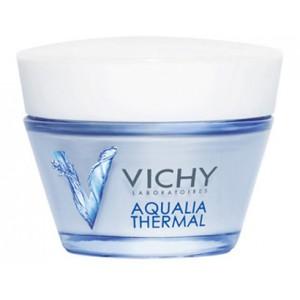 Виши Аквалия Термаль легкий увлажняющий крем 48 часов для нормальной и комбинированной кожи