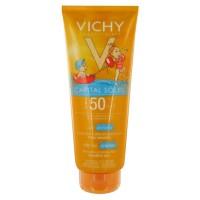 Виши Капиталь Солей Детское солнцезащитное  молочко SPF 50+  (Vichy Capital Soleil) 300 ml