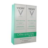 Виши Крем-депилятор дермо толеранс (Vichy) 150Х2 ml