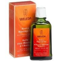 Веледа масло массажное  с Арникой (Weleda) 100 ml