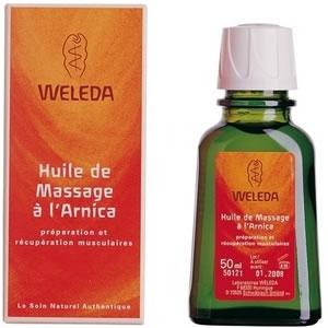 Веледа масло массажное  с Арникой (Weleda) 50 ml