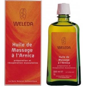 Веледа масло массажное с Арникой (Weleda) 200 ml