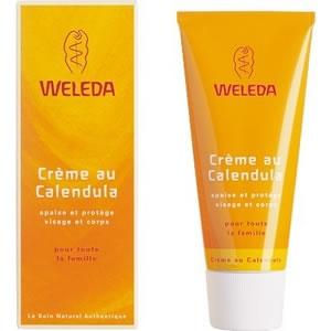 Купить Веледа крем с календулой для чувствительной или сухой кожи (Weleda) 75 ml из категории Уход за телом