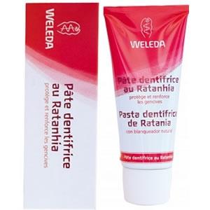 Купить Веледа зубная паста Ратания (Weleda) 75 ml  из категории Уход за полостью рта