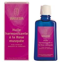 Веледа масло массажное c шиповником (Weleda) 100 ml