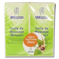 Веледа масло массажное для похудения (Weleda) 2х100 ml