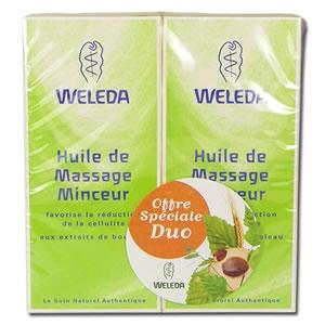 Купить Веледа масло массажное для похудения (Weleda) 2х100 ml  из категории Уход за телом