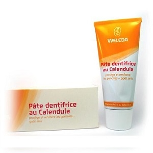 Веледа зубная паста календула (Weleda) 75 ml