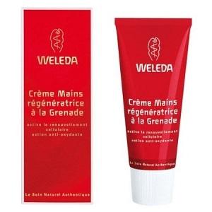Купить Веледа крем для рук регенерирующий с гранатом (Weleda) 50 ml из категории Уход за телом