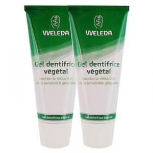 Купить Веледа зубная паста-гель на травах (Weleda) 2x75 ml из категории Уход за полостью рта