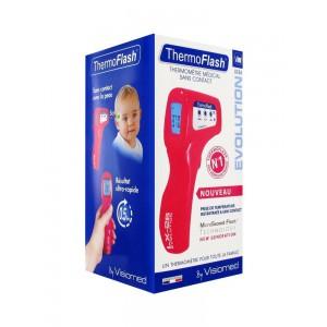Купить Термометр детский Термофлэш Визиомед Эволюшн LX 26 (Visiomed Thermoflash Evolution) из категории Термометры