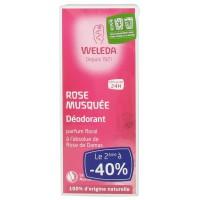 Веледа дезодорант с ароматом Розы (Weleda) 2Х100 ml