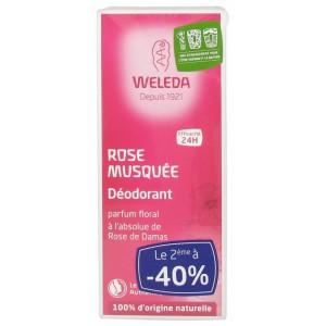 Купить Веледа дезодорант с ароматом Розы (Weleda) 2Х100 ml из категории Уход за телом