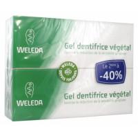 Веледа зубная паста-гель на травах (Weleda) 2x75 ml