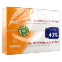 Веледа зубная паста-гель детская (Weleda) 2x50 ml