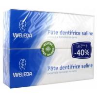 Веледа зубная паста солевая (Weleda) 2x75 ml