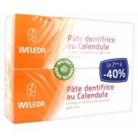 Веледа зубная паста календула (Weleda) 2x75 ml