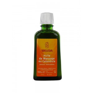 Веледа Масло с календулой (Weleda) 100 ml